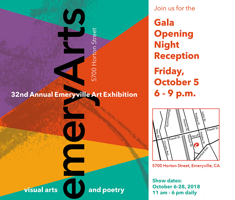 32nd Annual Emeryville Art Exhibition